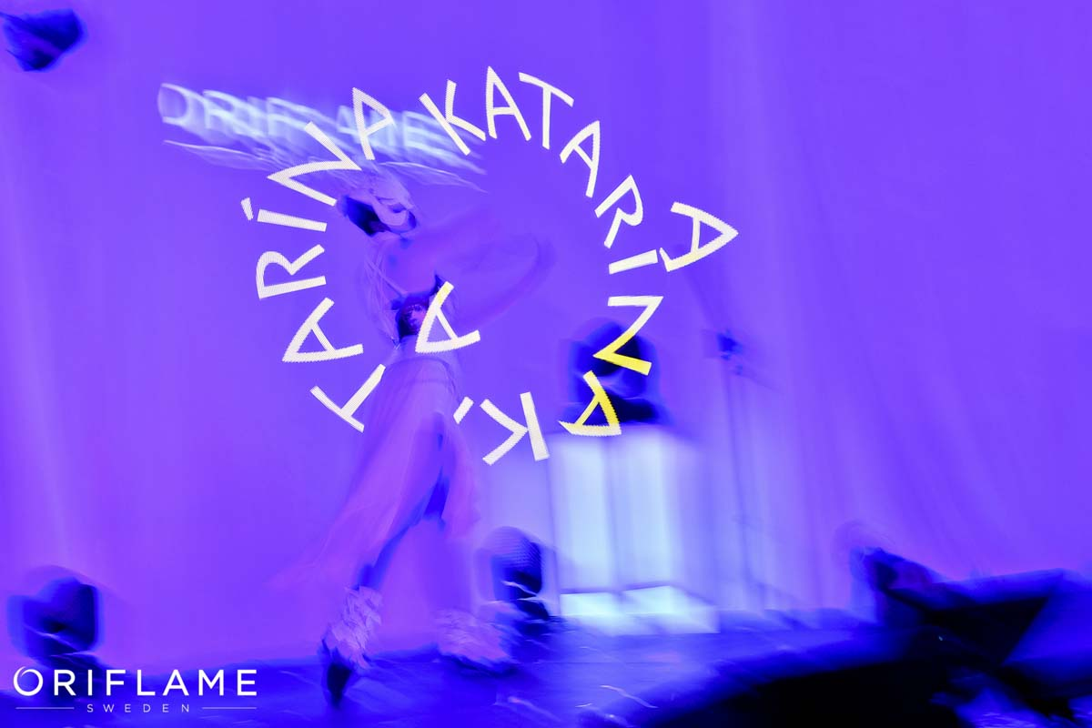 Anta Agni Graficke Zonglovanie Oriflame UV Show