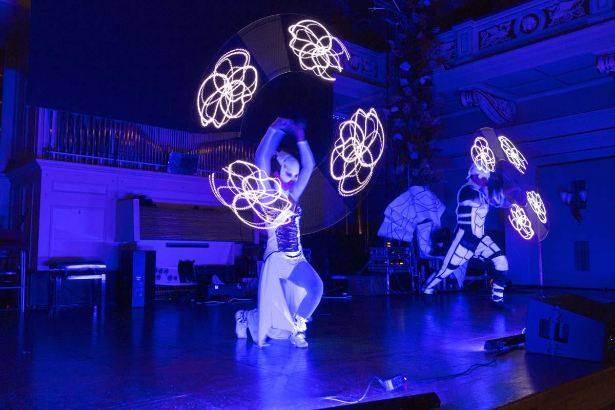 Anta Agni Entente Florale Brno UV Show