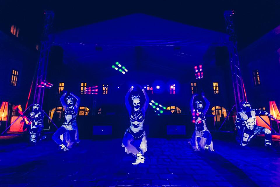 Anta Agni Grand Opening Viglas UV Show