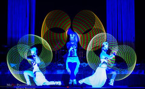 Anta_Agni UV Show Hula Hoop Led Svetlo