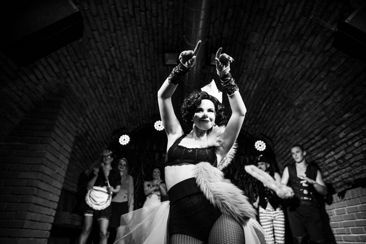 Anta Agni a Red Cat Cabaret