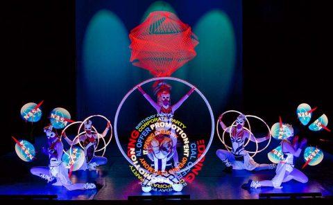 Svetelna Show LED Dream - Tanec a Akrobacia - Anta Agni