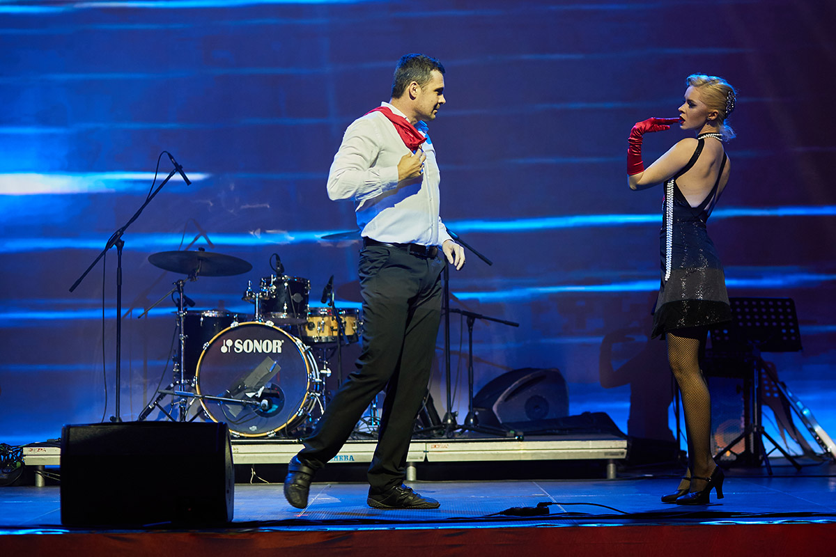Nekonečný Kabaret - romantický duet
