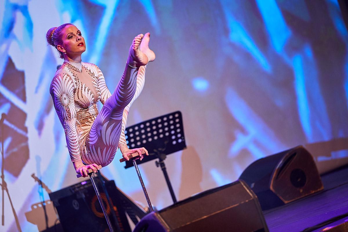 Nekonečný Kabaret - Akrobatka - Event Show